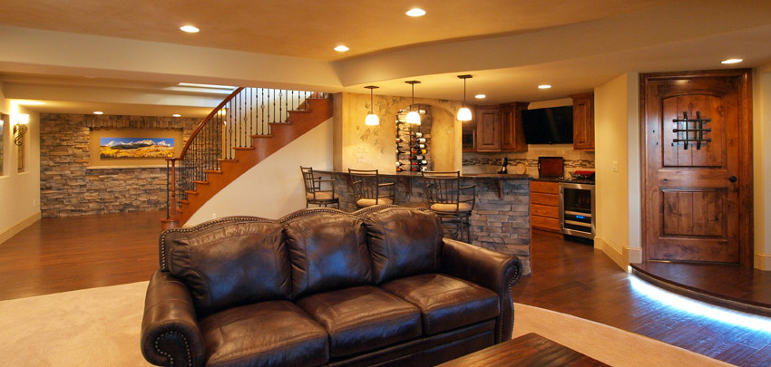 Basement Remodeling Minneapolis