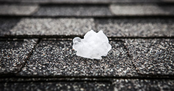 Hail Storm Repair