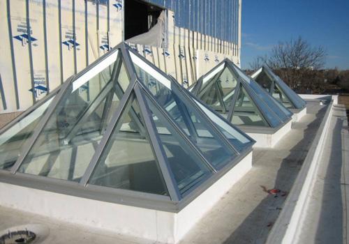 Pyramid Installation