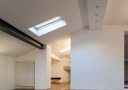 Prime Home Construction Venting Skylight Installation